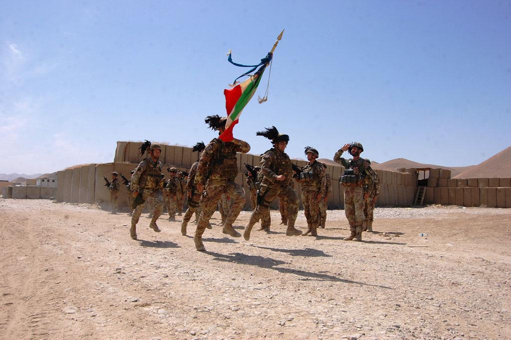 Passaggio di Consegne in Afghanistan