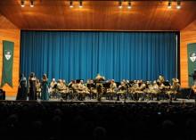 """Il concerto della fanfara della """"Taurinense"""""""