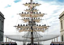Porte Aperte all'Accademia Navale