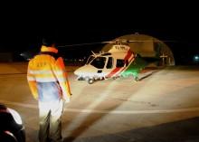 Schierato a Brindisi aeromobile della Lettonia per Frontex