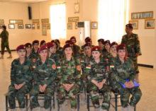 conclusi due corsi addestrativi tenuti dal contingente italiano dislocato ad Erbil