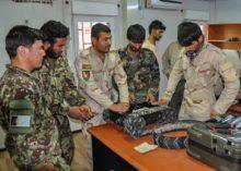 Continua l'assistenza tecnica in Afghanistan