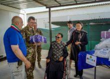 Il TAAC-W (Train Advise Assist Command West) aiuta i disabili