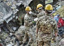 Aumenta l'impegno delle Forze Armate per i soccorsi ai terremotati