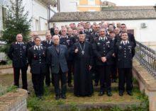 Il Vescovo Di Chieti Mons. Bruno Forte visita il Comando Provinciale Carabinieri di Chieti
