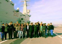 Operation Smile: weekend di sorrisi a bordo del Cavour