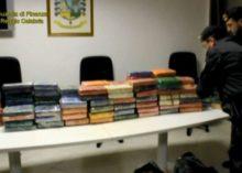 Guardia di Finanza Reggio Calabria: sequestro di kg. 390 di cocaina purissima al porto di Gioia Tauro