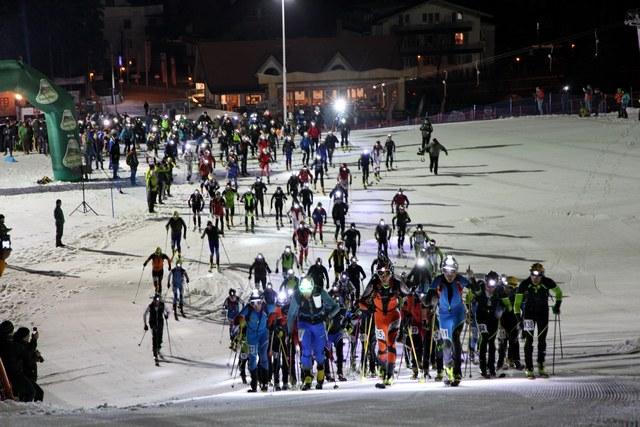 CaSTA 2017. Pronostici rispettati nella gara di scialpinismo