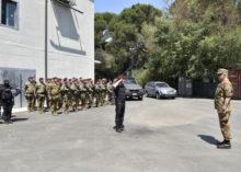 """GENERALE GRAZIANO IN VISITA AL GIS E AL TUSCANIA: """"SIETE I PIÙ STRAORDINARI TRA LE PERSONE NORMALI"""""""
