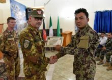 AFGHANISTAN: LOTTA SENZA QUARTIERE AGLI ORDIGNI IMPROVVISATI