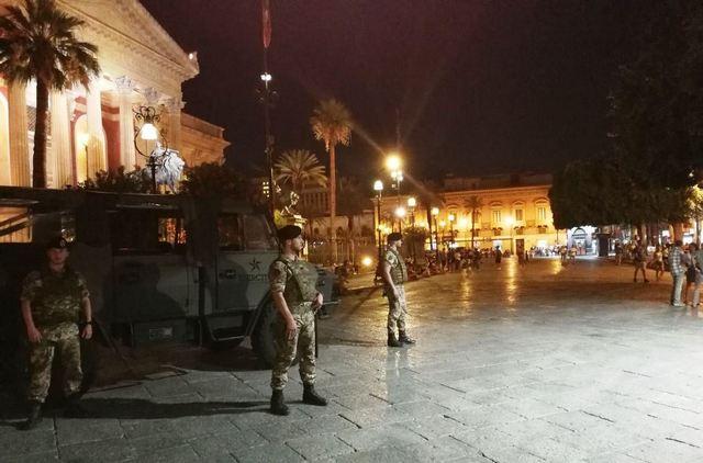 STRADE SICURE IN SICILIA E TERRA DEI FUOCHI