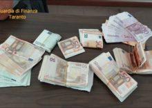 GDF TARANTO: ESEGUITE 4 ORDINANZE DI CUSTODIA CAUTELARE E SEQUESTRATI BENI PER 1.460.000 EURO