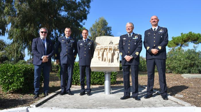CAMBIO AL VERTICE DEL 22° GRUPPO  RADAR DELL'AERONAUTICA MILITARE