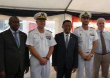 OPERAZIONE ATALANTA: NAVE FASAN IN MADAGASCAR SI ADDESTRA CON LA MARINA MALGASCIA