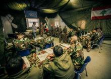 I CASCHI BLU ITALIANI CONCLUDONO IL CORSO BASIC FIRE OBSERVATION A FAVORE DELLE FORZE ARMATE LIBANESI