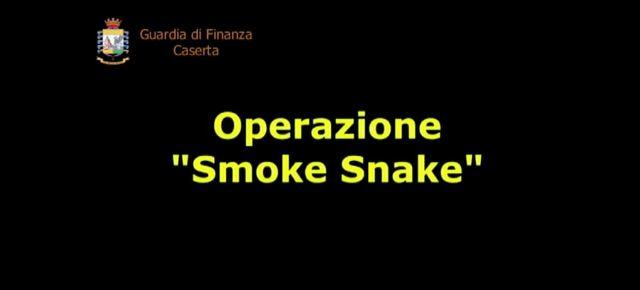 """GDF CASERTA: OPERAZIONE """"SMOKE SNAKE"""" - SGOMINATO TRAFFICO INTERNAZIONALE DI EROINA DALL'ALBANIA"""