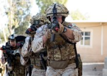IRAQ: CONCLUSO IL BASIC WIDE AREA SECURITY COURSE IN FAVORE DELLE FORZE DI SICUREZZA IRACHENE DELLA REGIONE AUTONOMA DEL KURDISTAN