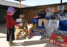 LA SOLIDARIETÀ DELLA SARDEGNA ARRIVA IN AFGHANISTAN