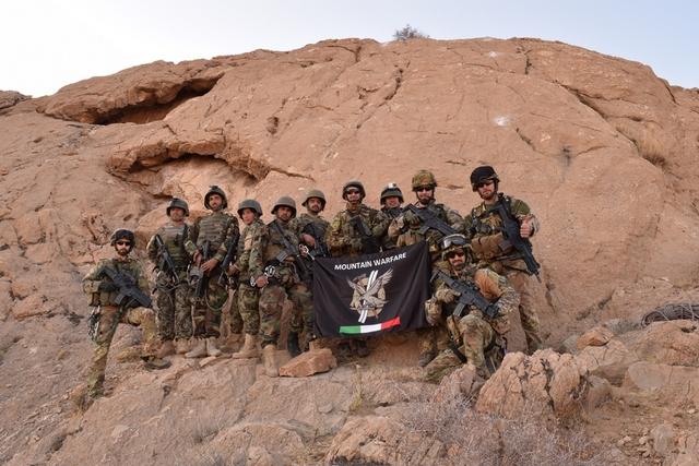 "MISSIONE AFGHANISTAN: CORSO ""MOUNTAIN WARFARE"" PER I MILITARI AFGANI"