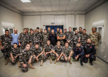 MISSIONE IN LIBANO: I CARABINIERI FORMANO MILITARI LIBANESI