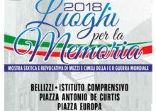 """""""LUOGHI PER LA MEMORIA 2018"""""""
