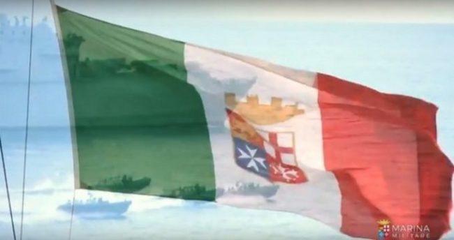 OMAGGIO DI STELLA D'ITALIA NEWS ALLA MARINA MILITARE AL SERVIZIO DEL PAESE