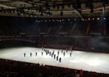 LA FANFARA DELL'11° BERSAGLIERI AL VIRGINIA INTERNATIONAL TATTOO