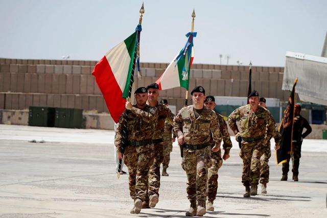 AFGHANISTAN: LA BRIGATA PINEROLO SUBENTRA ALLA BRIGATA SASSARI