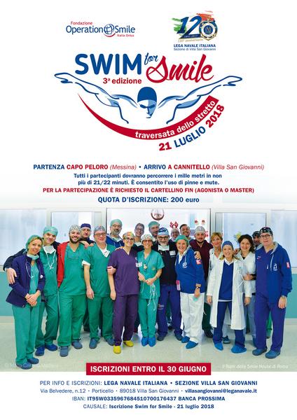 SWIM FOR SMILE 2018