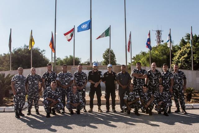 MISSIONE LIBANO: CORSO A FAVORE DELLA INTERNAL SECURITY FORCE