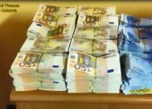 GDF REGGIO CALABRIA: 'NDRANGHETA, CONFISCATO PATRIMONIO DI 2,5 MILIONI DI EURO AD IMPRENDITORE