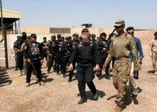MISSIONE IN IRAQ: CARABINIERI ADDESTRANO FORZE DI POLIZIA