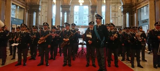 LA BANDA MUSICALE IN CONCERTO A ROMA