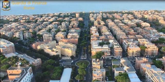 GDF ROMA: DURO COLPO AL CLAN MAFIOSO SPADA. IN CORSO SEQUESTRO DI BENI PER 19 MILIONI DI EURO