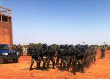 MISSIONE IN NIGER: TERMINA PRIMO CORSO PER ISTRUTTORI DI OP