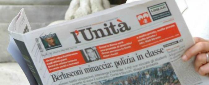 Retewebitalia.net dichiara: non è stato fatto nessun acquisto dell'Unita