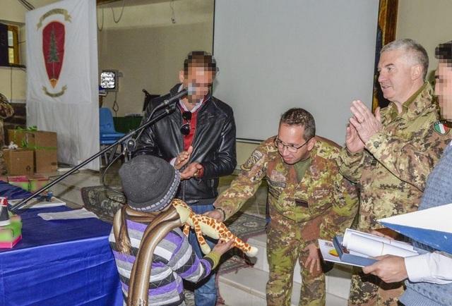 MISSIONE IN AFGHANISTAN: CIMIC, DONAZIONE A ORFANOTROFIO DI HERAT