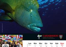 IL CALENDARIO CITES 2019 DELL'ARMA DEI CARABINIERI