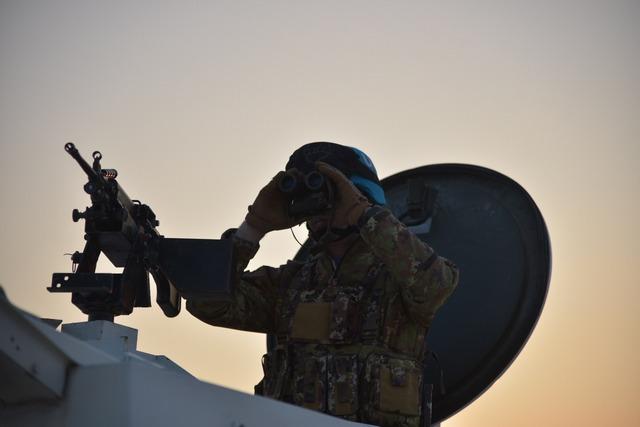 UNIFIL: INCREMENTO CAPACITÀ OPERATIVE NEL SECTOR WEST
