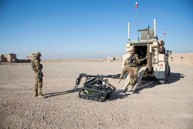 MISSIONE IN AFGHANISTAN: ADDESTRAMENTO C-IED PER GLI AFGHANI