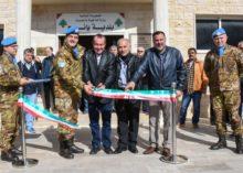 MISSIONE IN LIBANO: NUOVO ANNO, NUOVI PROGETTI CIMIC
