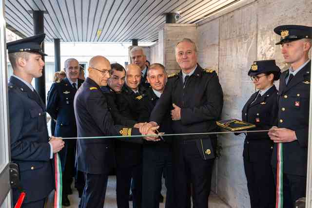 ROMA, COMANDO SUPPORTI ENTI DI VERTICE: INAUGURATA LA NUOVA INFERMERIA DI CORPO