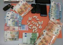 MARTINSICURO (TE) – ARRESTATO CORRIERE DELLA DROGA