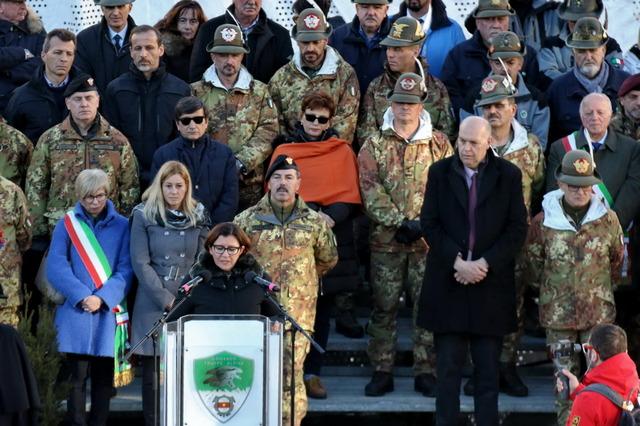 ESERCITO: INAUGURATI A SAN CANDIDO I CAMPIONATI SCIISTICI DELLE TRUPPE ALPINE 2019