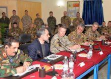 MISSIONE IN AFGHANISTAN: MEETING CON VERTICI POLITICI E MILITARI
