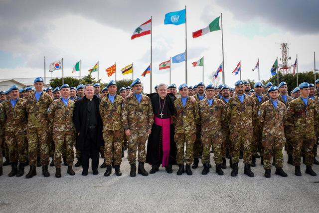 MISSIONE IN LIBANO: NUOVA CHIESA INTITOLATA A SAN GIOVANNI XXIII
