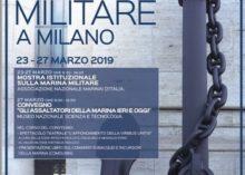 DAL 23 AL 27 MARZO LA MARINA MILITARE SBARCA AL MUSEO DELLA SCIENZA E DELLA TECNOLOGIA DI MILANO