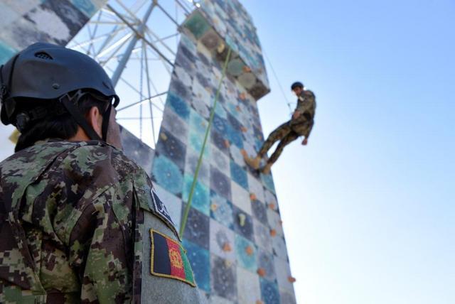 MISSIONE IN AFGHANISTAN: CONCLUSO CORSO DI MOUNTAIN WARFARE