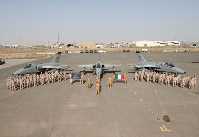 MISSIONE IN KUWAIT: IL TG BLACK CATS RAGGIUNGE 6000 ORE DI VOLO