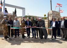 MISSIONE IN LIBANO: SOSTEGNO CONCRETO CON I PROGETTI DEL CIMIC